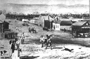 North Adelaide. 1845. Photo: State Library of South Australia.