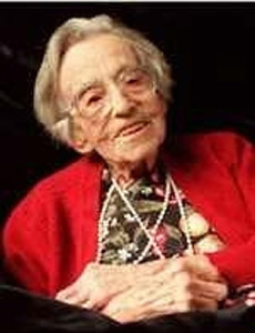 Althea's sister: Christina Cock (née Clay,  December 25, 1887 – May 22, 2002) is recorded as the oldest verified supercentenarian in Australian history. She was aged 114 years, 148 days when she died. She is the oldest Oceanian person of all time. At the time of her death, she was the second- or third-oldest person in the world.